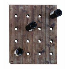 Pavo 16 Bottle Hanging Wine Rack