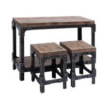 Edward 3 Piece Pub Table Set