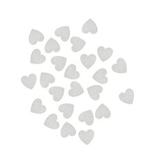 Wood Hearts for Heart Drop Guest Book (Set of 25)