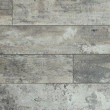 "Sterling 4"" x 48"" x 12.3mm Plank Laminate in Primal White"