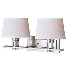 Laflin 2-Light Vanity Light