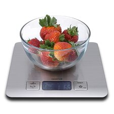 Stainless Steel Multifunction Digital Kitchen Scale