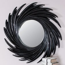Swirl Wall Mirror