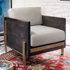 Live Edge Armchair by Design Tree Home