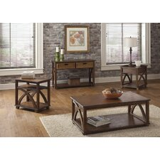 Dockside Coffee Table Set by Bay Isle Home