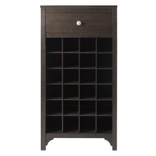 Mackenzie 24 Bottle Floor Wine Rack
