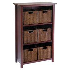 Lavallie 6 Drawers Storage Shelf by Three Posts