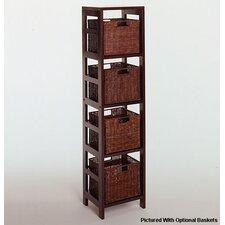 Scenic 4 Section Storage Shelf by Red Barrel Studio