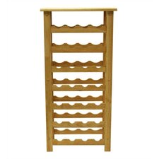 Anthem 28 Bottle Floor Wine Rack