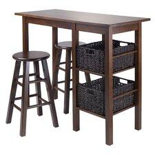 Weldon 5 Piece Pub Table Set