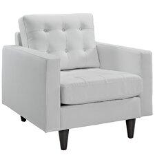 Warren Leather Club Chair