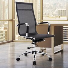 High-Back Mesh Executive Office Chair