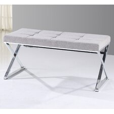 Upholstered Bedroom Bench by Best Quality Furniture