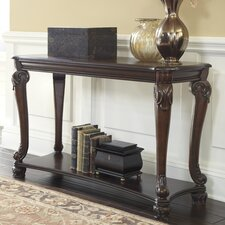 Chancery Console Table  by Astoria Grand
