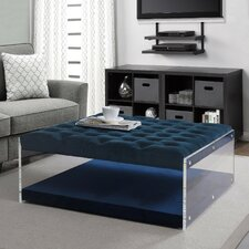 Bette Ottoman by Inspired Home Co.