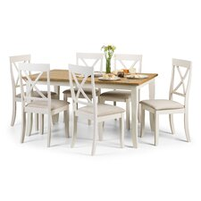 Longeville Dining Set with 6 Chairs