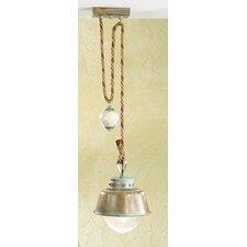 Nautic Amarras 1-Light Mini Pendant