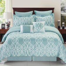 Grace Reversible Comforter Set