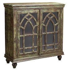 Ohio 2 Door Accent Cabinet by World Menagerie