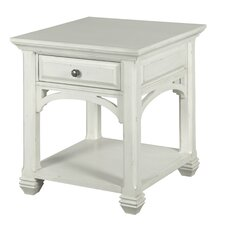 Arcadian Rectangular End Table by Beachcrest Home