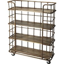 Kacey 65 Etagere Bookcase by 17 Stories