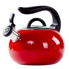 2.85 Qt. Modern Stainless Steel Stove Tea Kettle