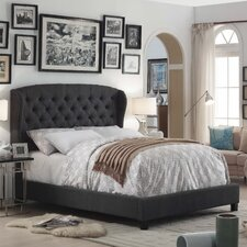 Felisa Upholstered Panel Bed by Mulhouse Furniture