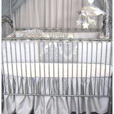 Sterling 4 Piece Crib Bedding Set by Blueberrie Kids