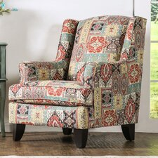 Emory Contemporary Armchair by Bungalow Rose
