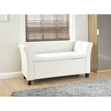 Elfrieda Upholstered Storage Bedroom Bench