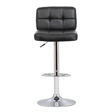 Dorsey Height Adjustable Swivel Bar Stool