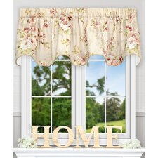 """Chatsworth Floral 70"""" Tailored Valance"""