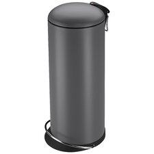 Top Design 24 L Metal Bin