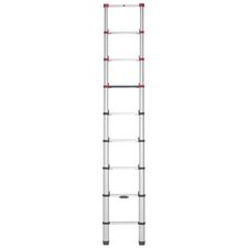 Flexline 2.64m Aluminium Extension Ladder