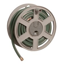 Plastic Wall-Mounted Hose Reel