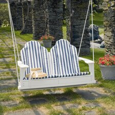 Adirondack Porch Swing by Seaside Casual