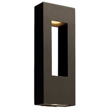 Adele 2-Light Outdoor Flush Mount