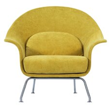 Smith Lounge Chair by Corrigan Studio