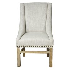 Aaron Sloping Side Chair by New Pacific Direct