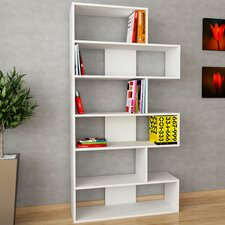 Rail 65.5 Cube Unit Bookcase by Decortie Design