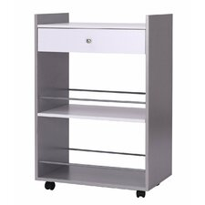 Kitchen Trolley with Particle Board Top
