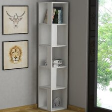 Piano 51.5 Standard Bookcase by Decortie Design