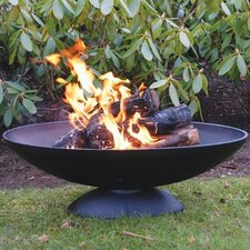 Fancy Flames Cast Iron Wood Fire Pit
