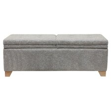 Arneson Upholstered Storage Bench by Mercury Row
