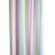 Fresh Stripes Shower Curtain