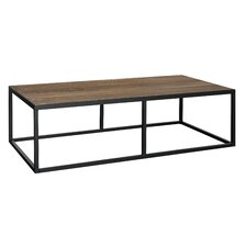 Rectangular Vintage Coffee Table by REZ Furniture