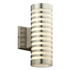 Decker 2-Light Outdoor Sconce
