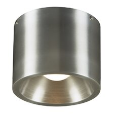 Downlight 1-Light Outdoor Flush Mount