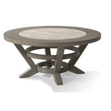 Music City Round Coffee Table by Trisha Yearwood Home Collection