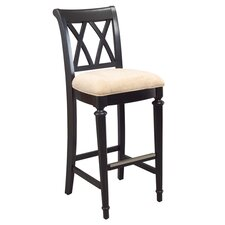 Piedmont Bar Stool with Cushion